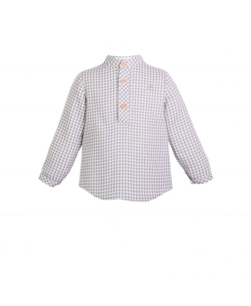 CAMISA NIÑO AQUA - EVE CHILDREN