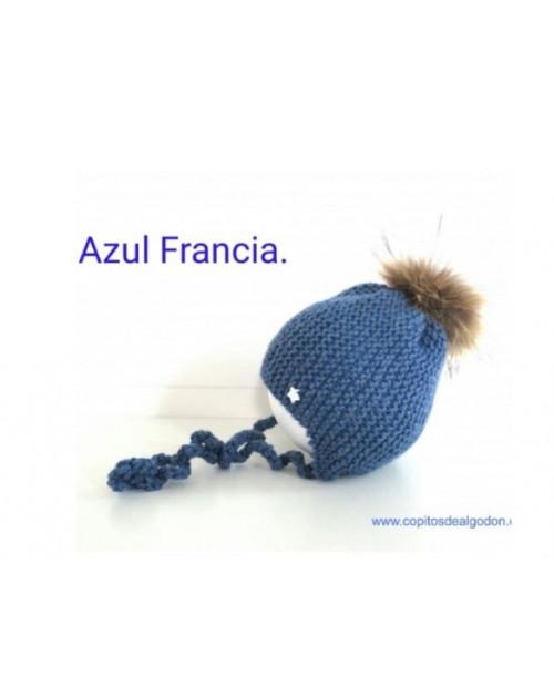 AVIADOR AZUL FRANCIA